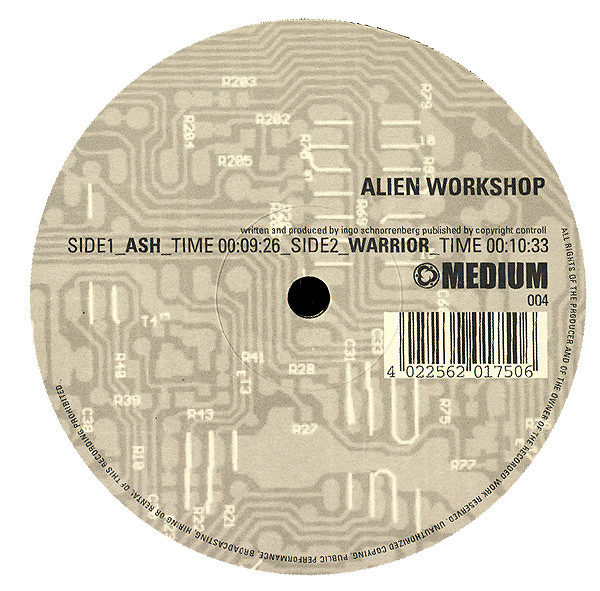 Alien Workshop – Ash