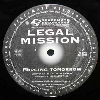 Legal Mission – Forcing Tomorrow