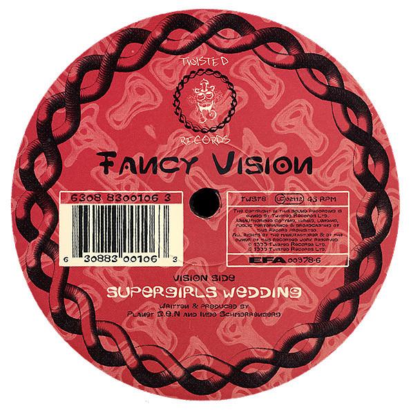 Fancy Vision – Supergirls Wedding